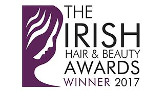 Jenny Faison - Nautilus Beauty and Spa - Winner Logo Irish Hair Beauty Awards 2017