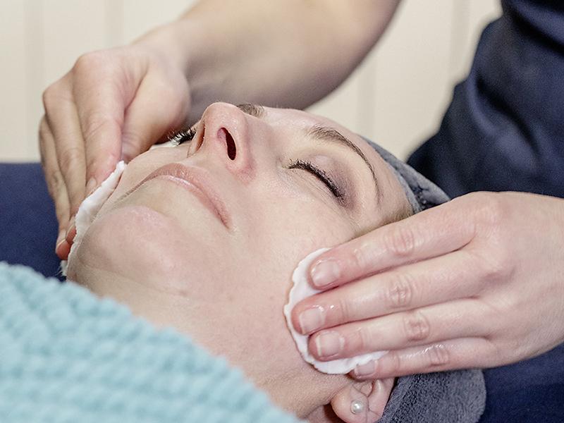 Heavenly facial treatments at Nautilus Beauty and Spa in Marino Dublin