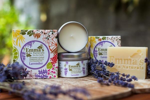Emmas So Naturals Candles - Calm Beauty - Shop Now - Fairview Dublin