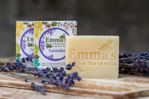 Emmas So Naturals soaps - Nautilus Beauty and Spa - Marino Dublin