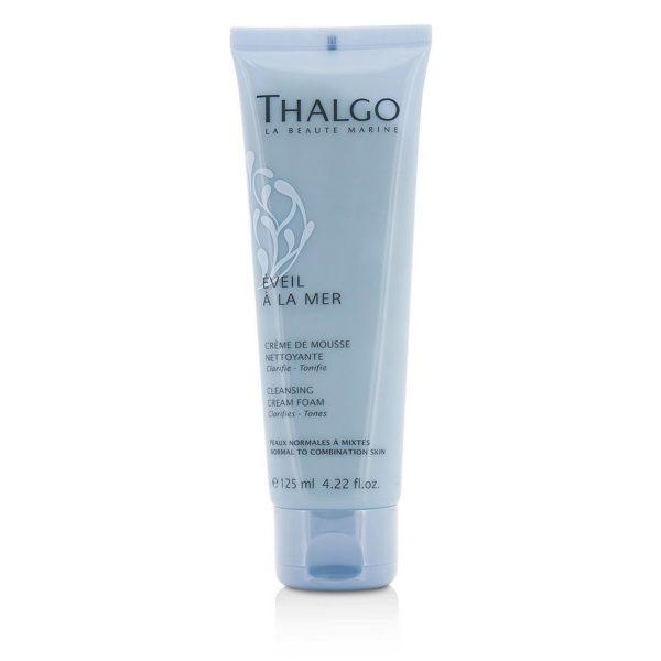 Thalgo - Cleansing Cream Foam - Nautilus Beauty and Spa - Fairview Dublin