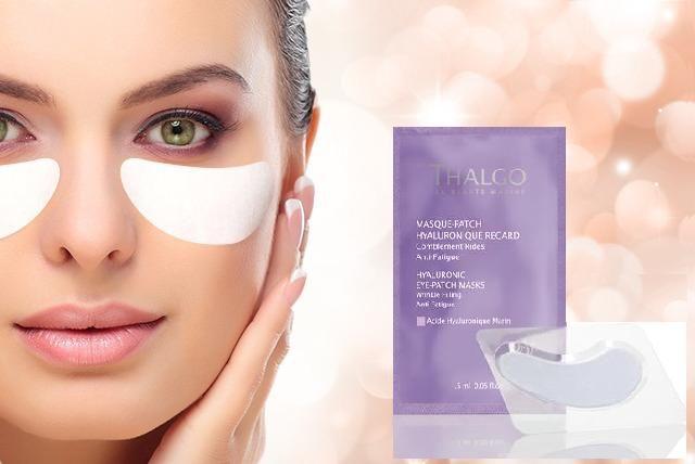 Thalgo - Hyaluronic Eye Patch Mask - Calm Beauty - Dublin 3