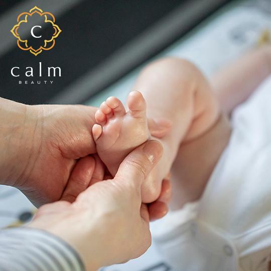 Baby and Child Reflexology - Calm Beauty - Dublin 3